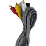 Композитный AV кабель для Nintendo Wii, Wii U