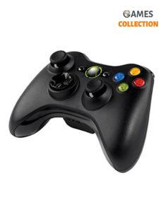 Беспроводной контроллер универсальный Black (Xbox 360)