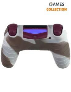 Коричневый чехол джойстик (PS4)