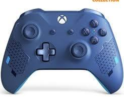 Xbox - Sport Blue Special Edition