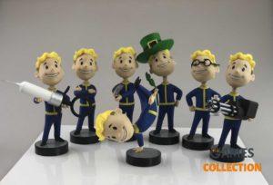 Фигурки Fallout Vault Boy Коллекция 7 Персонажей