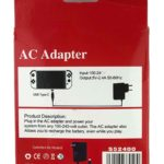 AC Adapter USB Type-c (Nintendo Switch)