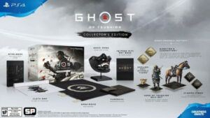 Ghost of Tsushima: Collector's Edition (PS4)