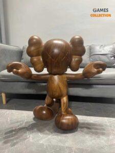 Kaws Balance Boy Деревянная Фигурка (70см)