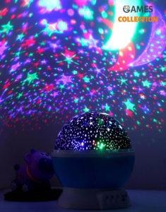 Gizmos: Звездное небо (Проектор)