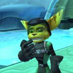 Ratchet & Clank: Going Commando (PS2) Б/У