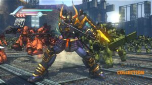 Dynasty Warriors: Gundam 3 (XBOX360)