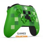 Xbox One Wireless Controller - Minecraft Creeper