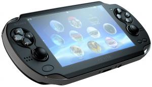 Sony PS Vita Slim Black Wi-Fi + Карта памяти 4GB 3.60