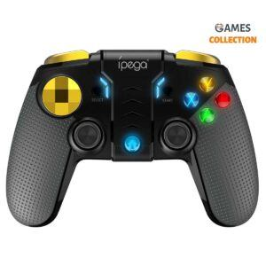 Golden Warrior Ipega  PG-9118 Wireless Bluetooth Controller