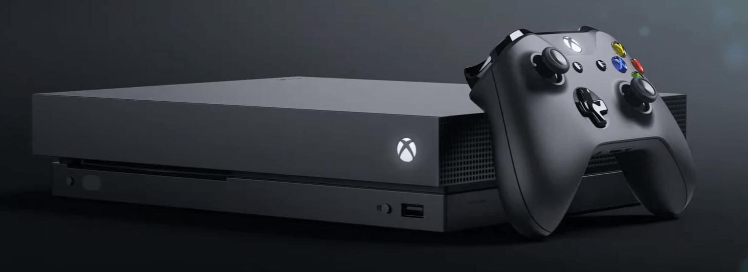 Xbox One X удержит позиции самой мощной консоли