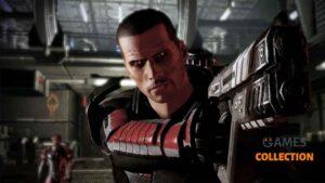 Mass Effect Trilogy: Legendary Edition (PS4)