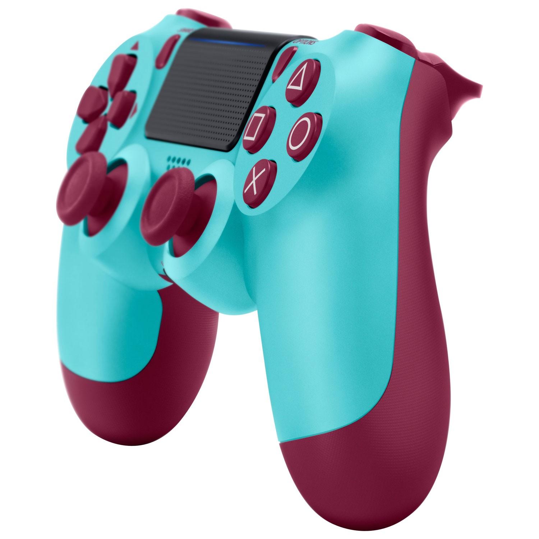 DualShock 4 Wireless Controller -Berry Blue