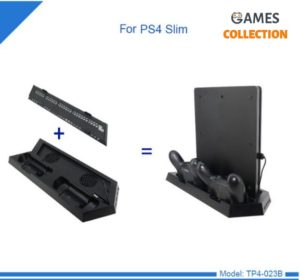 Универсальный кронштейн три в одном (PS4/PRO/SLIM)