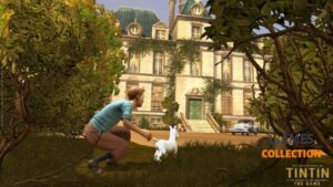 The Adventures of Tintin: The Game (XBOX360)