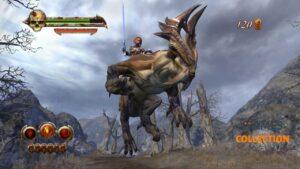 Golden Axe: Beast Rider (XBOX360)