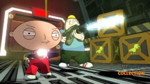 Family Guy: Back to the Multiverse (PS3) Б/У