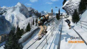 Shaun White Snowboard (XBOX360)