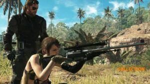 Metal Gear Solid 5: The Phantom Pain (PS3)