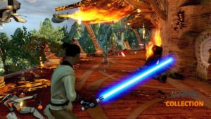 Kinect Star Wars (XBOX360) Б/у