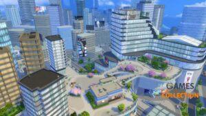 SIMS 4: Жизнь в городе