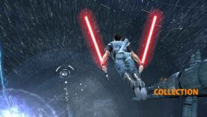 Star Wars: The Force Unleashed II (XBOX360) Б/У