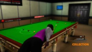 WSC Real 09: World Snooker Championship (XBOX360) Б/у