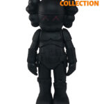 KAWS Star Wars Storm Trooper Companion Black (25 см)