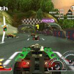 Drome Racers (PS2) Б/У