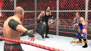 WWE Smackdown Raw 2011 (PS2)