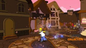 The Simpsons Game (PS3) Б/У
