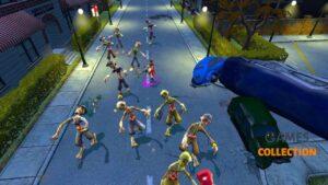 Monster Madness: Battle for Suburbia (XBOX 360) Б/У