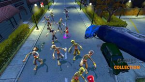 Monster Madness: Battle for Suburbia (XBOX360)