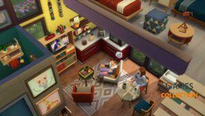 SIMS 4: Жизнь в городе 23в1 (PC)
