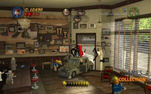 LEGO Indiana Jones 2: The Adventure Continues (XBOX360)