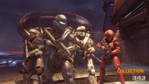 Halo 5: Guardians (Xbox One) Б/У