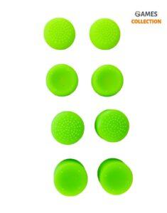 Стики для Джойстика Универсальные PS5/PS4 Зеленые