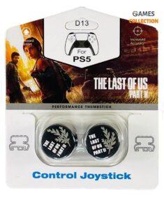 Стики для джойстика PS5/PS4 Высокие LAST OF US II Белый