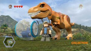 LEGO: Jurassic World (PS3)