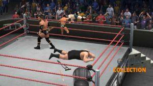 WWE Smackdown vs Raw 2011 (XBOX360)