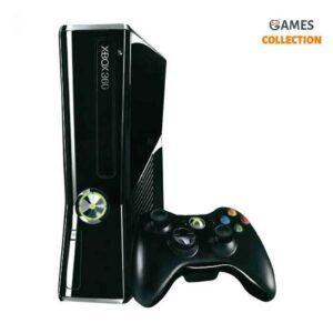 Microsoft Xbox 360 Slim 250Gb (Прошивка LT+ 3.0) (Б/У)