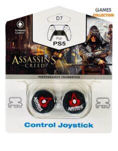 Стики для джойстика PS5/PS4 Высокие Assassin's Creed