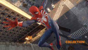 Marvel Spider-Man: Человек паук (PS4)