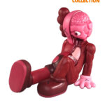 Kaws Resting Place Companion (Red) - 23 см