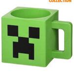 Кружка JINX Minecraft Creeper Face Plastic (290 мл)