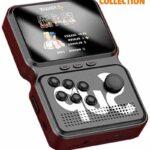 Портативная игровая приставка GAME BOX POWER M3 800 in 1 (Черный)