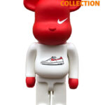 BEARBRICK NIKE SB Red 1000% (70CM)