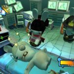 Rayman Raving Rabbids (PS2) Б/У