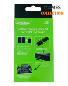 Battery Charging Dock Kit Xbox One (Dobe TYX-588