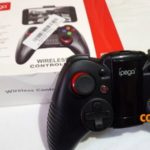 Wireless controller IPEGA 9067